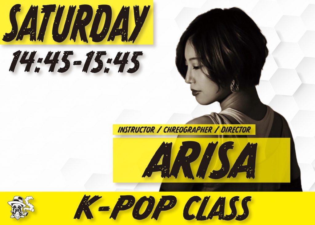 【ARISA / K-POP】NEW DANCE LESSON START